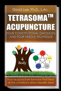 Tetrasoma Acupuncture 3D Book