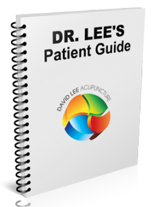 Patient guide for acupuncture