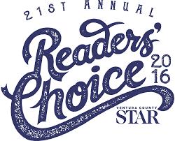 Readers Choice 2016