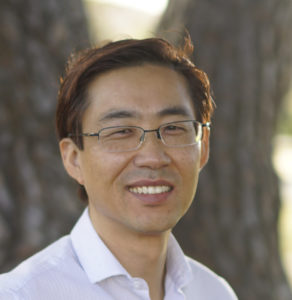 David Lee, acupuncturist and practitioner of Chinese herbs